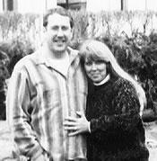 Picture of Richard with his wife Maureen